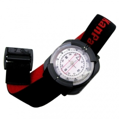 KanPas Wrist Sighting Compass #MAW-39-MS