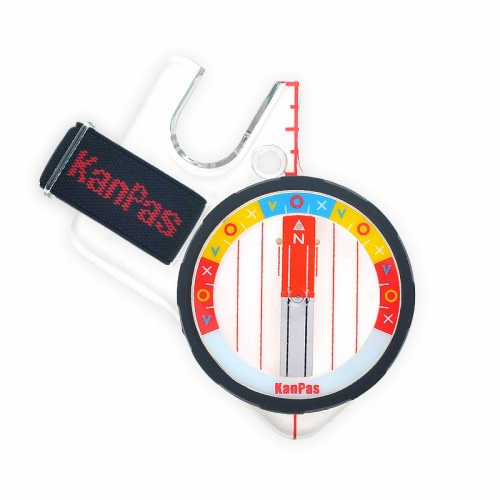 KanPas Elite Competition Thumb Compass with half thumb baseplate/ MA-45-FS Stable