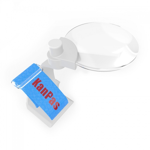 KanPas Middle Size/ Orienteering Magnifier For Thumb Compass #L-52